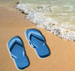 Summer footwear tips